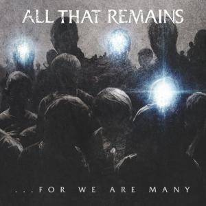 Cover - All That Remains: ...For We Are Many