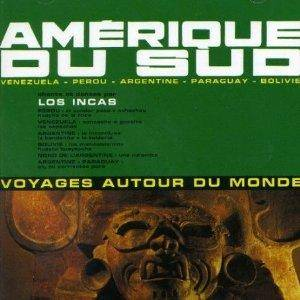 Cover - Los Incas: Amerique Du Sud