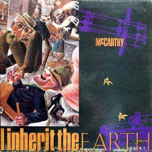 Cover - McCarthy: Enraged Will Inherit The Earth, The