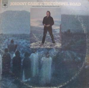 Johnny Cash: Gospel Road, The - Cover