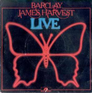 Cover - Barclay James Harvest: Live