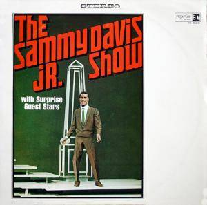 Cover - Sammy Davis Jr.: Sammy Davis Jr. Show, The