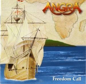 Angra: Freedom Call - Cover