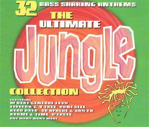 Ultimate Jungle Collection, The - Cover