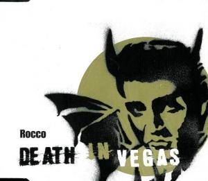 Cover - Death In Vegas: Rocco