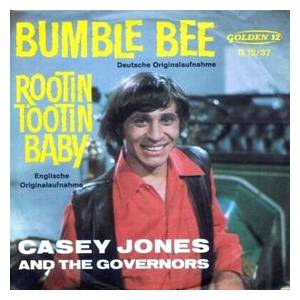 Cover - Casey Jones & The Governors: Bumble Bee