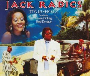 Cover - Jack Radics: It's In Her Kiss