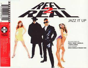 Cover - Reel 2 Real: Jazz It Up