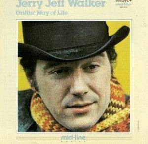 Cover - Jerry Jeff Walker: Driftin' Way Of Life