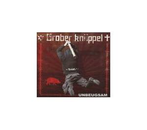 Grober Knüppel: Unbeugsam - Cover