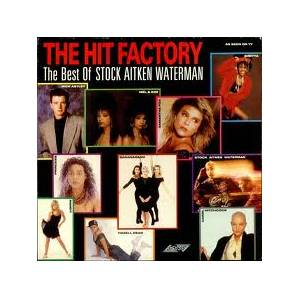 The Hit Factory - The Best Of Stock Aitken Waterman (LP) - Bild 1