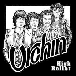 Urchin: High Roller - Cover