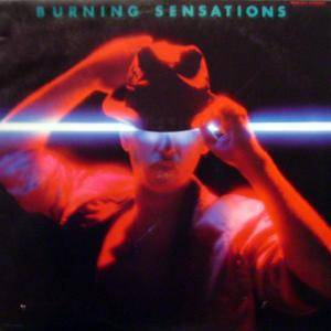 Cover - Burning Sensations: Burning Sensations