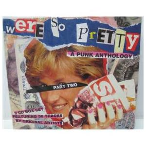 We're So Pretty - A Punk Anthology Part Two - Cover