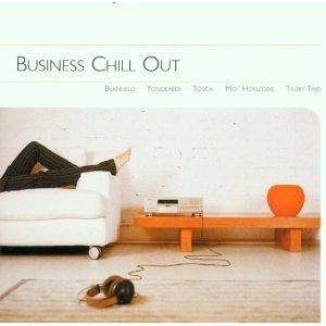 Cover - MJ Cole: Business Chill Out
