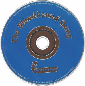 Bloodhound Gang: One Fierce Beer Coaster (CD) - Bild 2