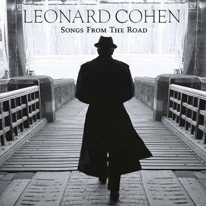 Leonard Cohen: Songs From The Road - Cover