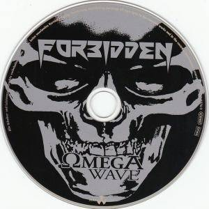 Forbidden: Omega Wave (CD) - Bild 3