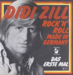 Cover - Didi Zill: Rock'n Roll Made In Germany