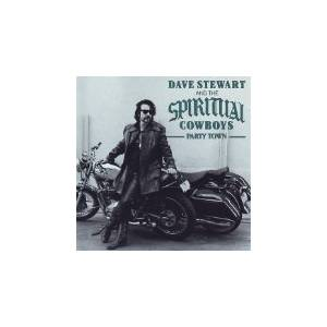 Cover - Dave Stewart And The Spiritual Cowboys: Party Town