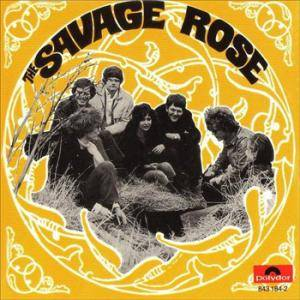 Cover - Savage Rose, The: Savage Rose, The
