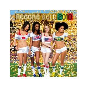 Reggae Gold 2010 - Cover