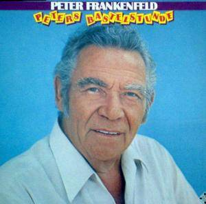 Cover - Peter Frankenfeld: Peters Bastelstunde