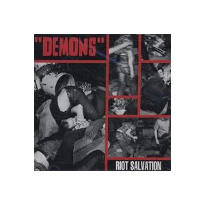 """Demons"": Riot Salvation - Cover"
