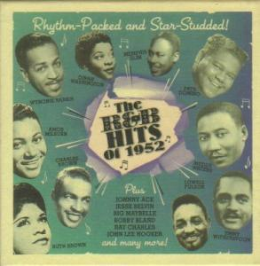 R&B Hits Of 1952, The - Cover