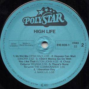High Life (2-LP) - Bild 4