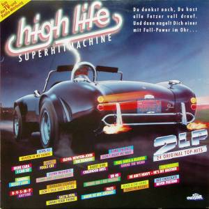 Cover - Paco: High Life - Superhitmachine