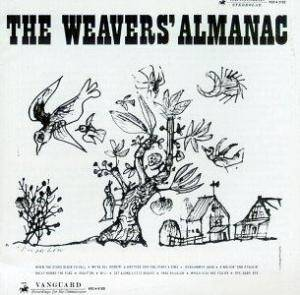 Cover - Weavers, The: Weavers' Almanac, The