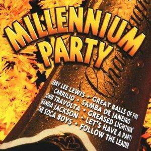 Cover - Soca Boys, The: Millennium Party