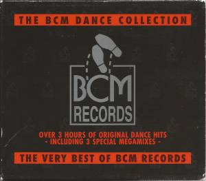 Cover - Jomanda: BCM Dance Collection - The Very Best Of BCM Records, The