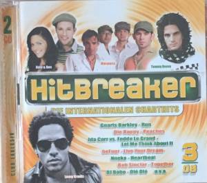 Cover - Empty Trash: Hit Breaker 3/2008
