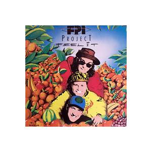 Cover - F.P.I. Project: Feel It