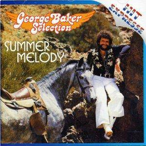 Cover - George Baker Selection: Summer Melody
