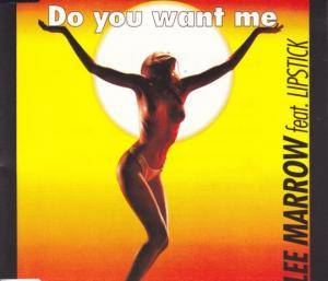 Cover - Lee Marrow: Do You Want Me
