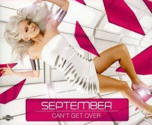 Cover - September: Can't Get Over