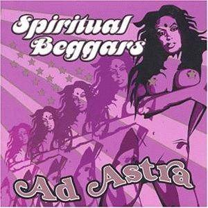 Spiritual Beggars: Ad Astra - Cover