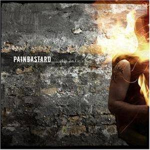 Cover - Painbastard: Skin On Fire
