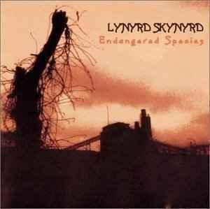 Lynyrd Skynyrd: Endangered Species - Cover