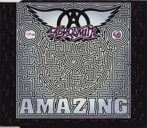 Aerosmith: Amazing - Cover