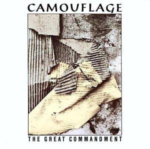 Camouflage: Great Commandment, The - Cover