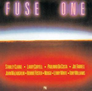 Fuse One: Fuse One - Cover