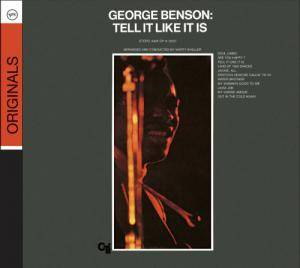Cover - George Benson: Tell It Like It Is