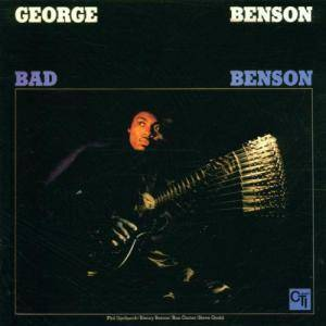 George Benson: Bad Benson - Cover