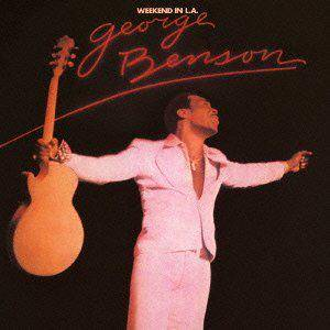 George Benson: Weekend In L.A. - Cover