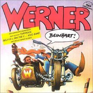 Werner - Beinhart! - Cover