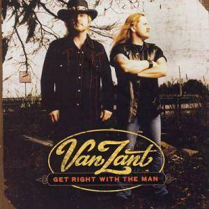 Van Zant: Get Right With The Man - Cover